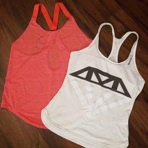 Nike Tops - Bundle of Reebok & Nike gym tanks size S